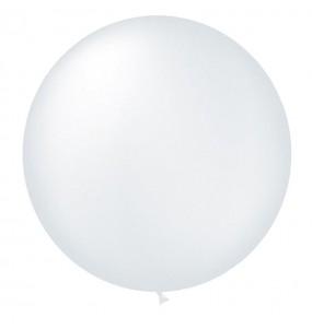 Ballon Géant Blanc