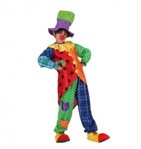 Déguisement Clown Enfant Luxe