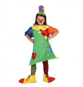 Déguisement Clown pour fille