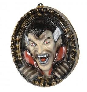 Décoration Mirroir Vampire