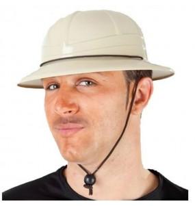 Chapeau Salakot - Explorateur