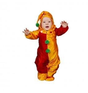 Déguisement Clown Petit Bébé