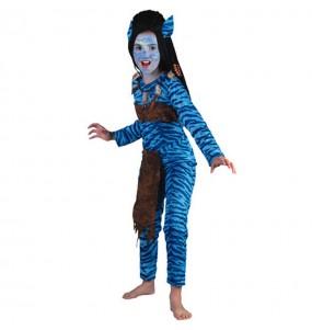 Déguisement Avatar pour fille