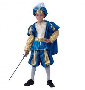 Déguisement Prince Bleu