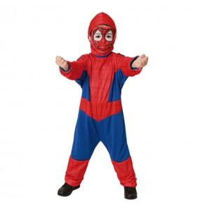 Déguisement Spiderman Mini
