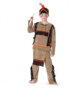 Déguisement Indien Dakota enfant