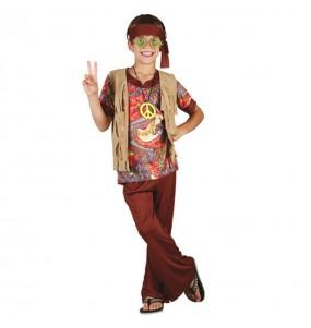 Déguisement Hippie Woodstock garçon