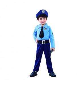 Déguisement Policier petit garçon