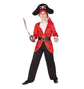 Déguisement Pirate Crochet pour garçon