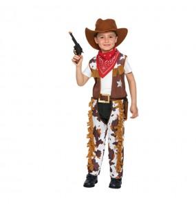 Déguisement Mini Cowboy