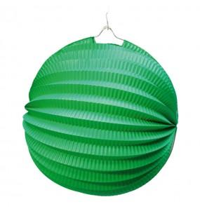 Boule en Papier - Vert