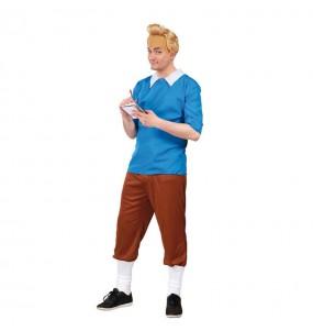 Déguisement Tintin