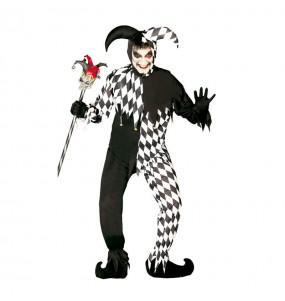 Déguisement Joker Noir