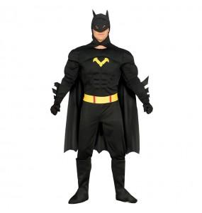 Déguisement Batman musclé adulte