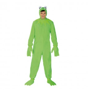 Déguisement Grenouille Kermit adulte