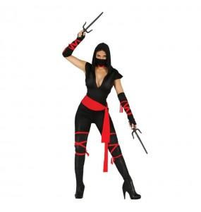 Déguisement Femme Ninja