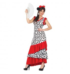 Déguisement Flamenco - Sévillane