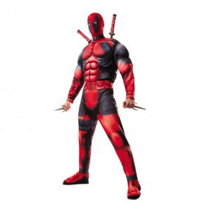 Déguisement Deadpool Deluxe - Marvel®