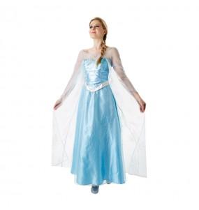 Déguisement Elsa Frozen Adulte - Disney®
