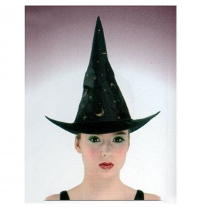 Chapeau de Sorcière pour filles