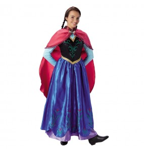 Déguisement Anna Frozen Adulte - Disney®