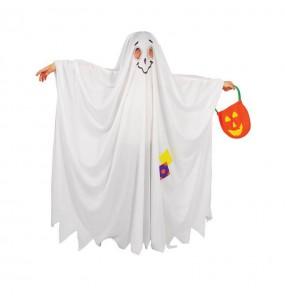 Déguisement Fantôme avec sac pour enfant