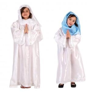 Déguisement Vierge Marie fille