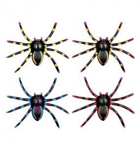 Sachet avec 4 Araignées
