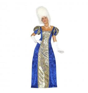Déguisement Marquise Bleue