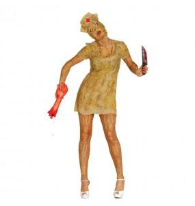 Déguisement Infirmière Femme Zombie