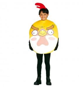 Déguisement Poussin enfant Angry Birds