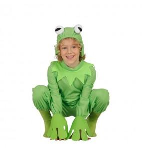 Déguisement Grenouille Kermit