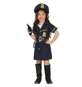 Déguisement Policière pour fille