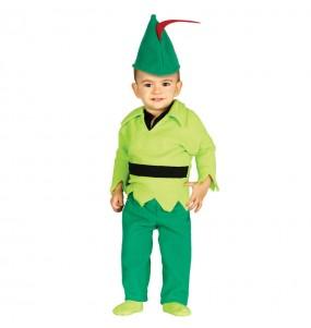 Déguisement Peter Pan Bébé