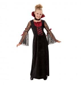 Déguisement Vampiresse Gothique Sang
