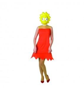 Déguisement Lisa Simpson - The Simpsons™