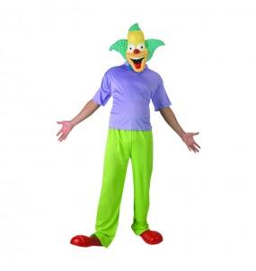 Déguisement Krusty le Clown - The Simpsons™