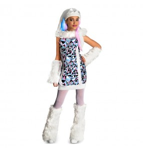 Déguisements Abbey Bominable Monster High fille