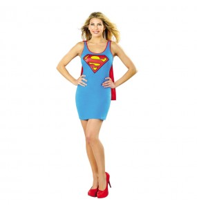 Déguisement Robe Supergirl - DC Comics®