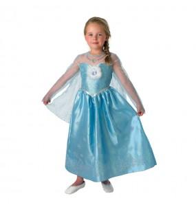 Déguisement Elsa Frozen Deluxe - Disney™