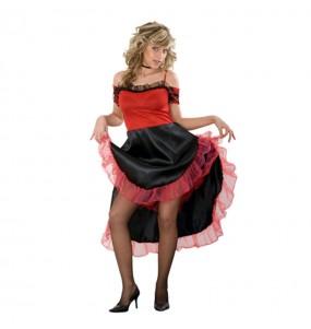 Déguisement Moulin Rouge