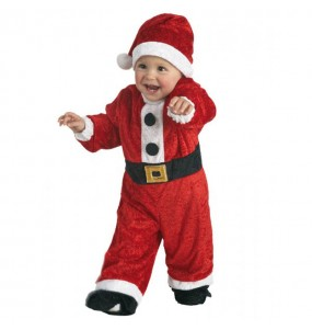 Déguisement Père Noël petit garçon