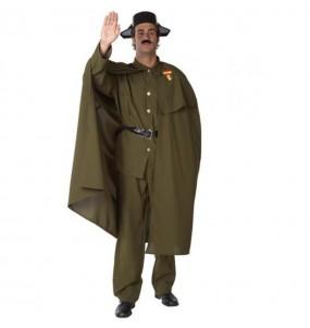 Déguisement Guardia Civil (Gendarme) Luxe adulte