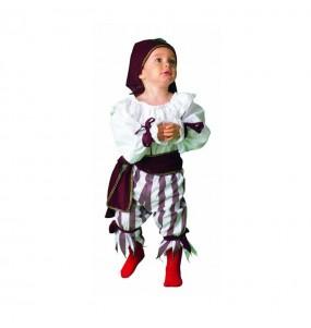 Déguisement Pirate pour bébé fille