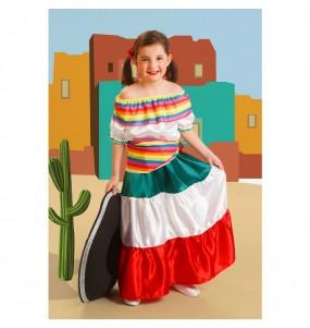 Déguisement Bébé Méxicaine