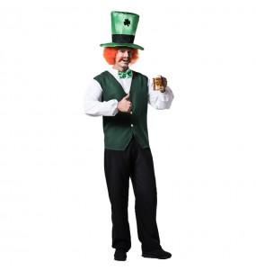 Déguisement Lutin Saint Patrick pour homme