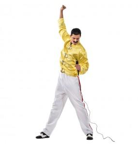 Déguisement Freddie Mercury pour homme