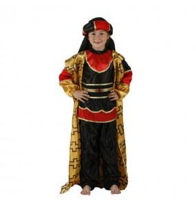 Déguisement Prince Arabe pour garçon