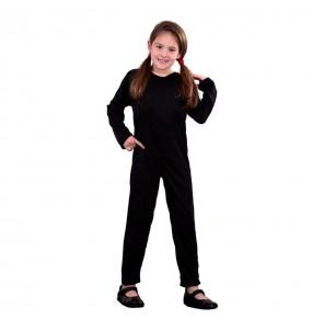 Déguisement Justaucorps Noir enfant