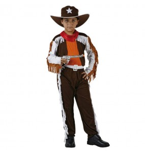 Déguisement Cow Boy Américain enfant